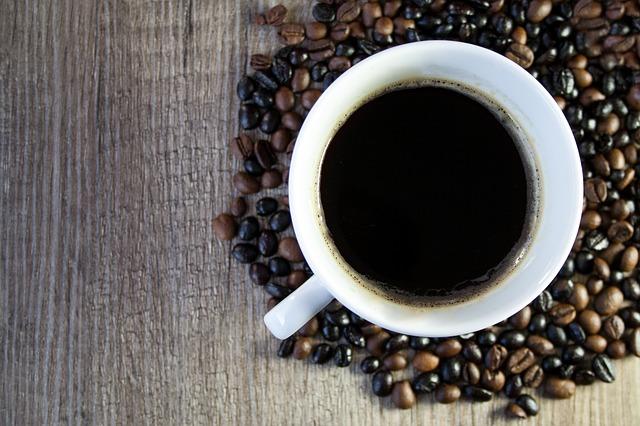 efecto del café en los dientes