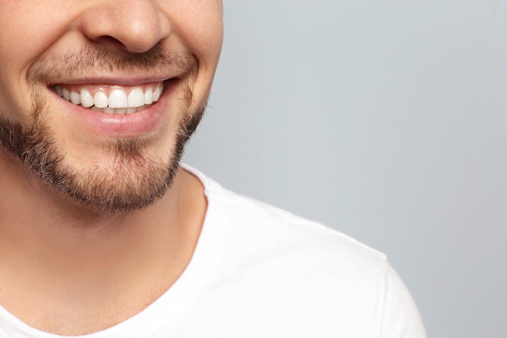 dientes blancos sonrisa